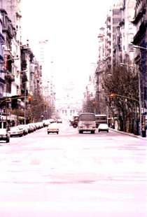 Buenos Aires under tyranny.